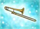 How to Draw a Trombone