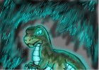 Glowing Rex