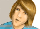 How to Draw Shane Dawson from Youtube