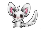 How to Draw Chillarmy, Minccino from Pokemon