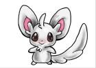 How to Draw Chillarmy, Minccino from Pokemon