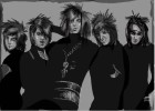 How to Draw The Black Veil Brides Band