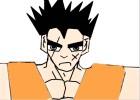 Comment Dessiner  Yamcha De Dragon Ball Z