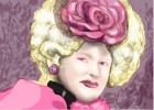 How to Draw Effie Trinket from The Hunger Games