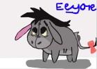 How to Draw Eeyore