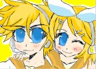 How to Draw Len And Rin Kagamine