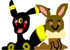 Umbreon And Evee