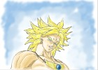 Learn How to Draw Broly