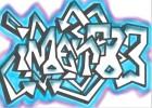 &Quot;Inuderf83&Quot; Graffiti!