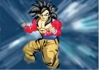 How to Draw Goku Super Saiyan 4