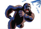 How to Draw Kingkong