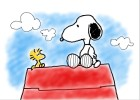 How to Draw Snoopy And Woodstock