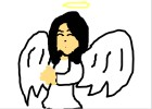 How To Draw A Angel