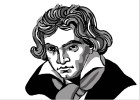 How to Draw Ludvig Van Beethoven