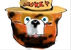 How to Draw Smokey The Wildfires Bear