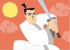 how to draw samurai jack