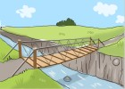how to draw bridges