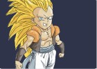 How to Draw Gotenks Ssj3
