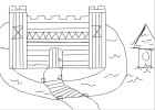 (Basic)Howto Draw a Castle
