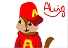 How to Draw Alvin from The Squeakquel (2009 Versio