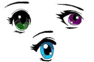 Anime Eyess :D