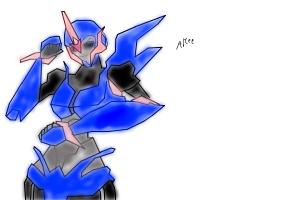 arcee how to draw and color