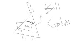 Bill Cipher (easy)