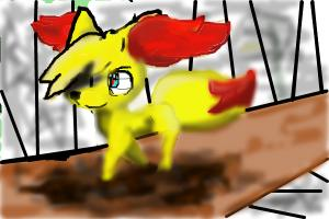 Blaze the Fennekin