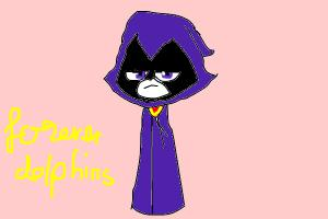 Cartoon Network Raven