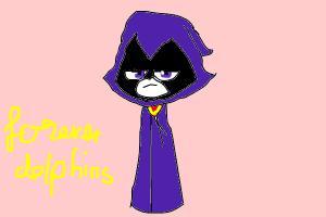 Cartoon Network Raven