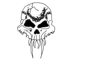 Deamond Skull