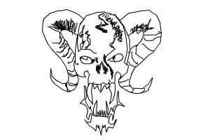 Deaths Skull