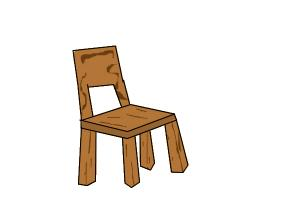 (DIY) How To Draw A Chair
