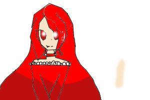 Drawing The Woman In Red REDO