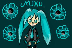 Easy Way to Draw Little Miku