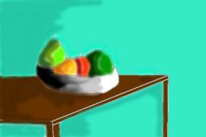 Fruit Bowl Shaded