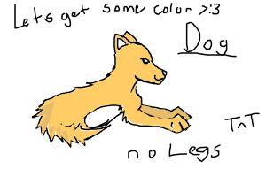 Glitch Dog T^^^T