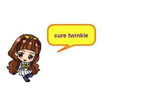 Go! Princess Pretty Cure Cure Twinkle