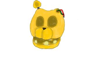 Golden Freddy Tutorial
