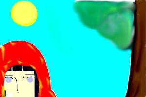 Hinata Si Kerudung Merah