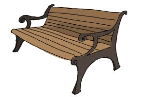 How to Draw a Bench