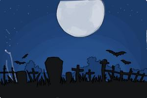 How to Draw a Cemetery