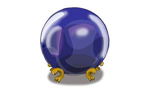 How to Draw a Crystal Ball