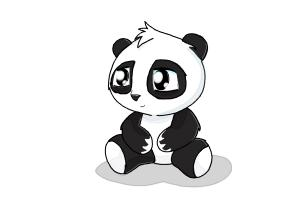Cutest Panda Ever Drawing How to draw a cute pandaDrawing Of A Cute Panda