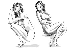 How to Draw a Female