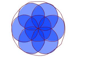 how to draw a flower of life video