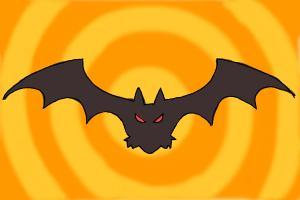 How to Draw a Halloween Bathow to Draw a Halloween Bat