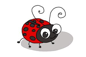 How to Draw a Ladybug For Kids - DrawingNow