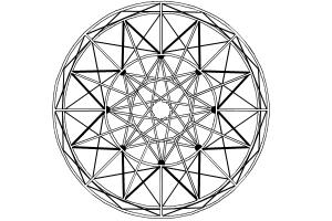 How to Draw a Mandala (Very Difficult Form)