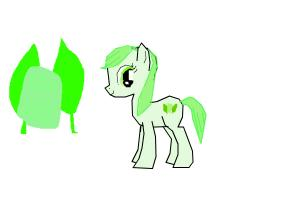 How to Draw a Pony I Made Up 3